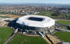 Toiture_Stade des Lumieres