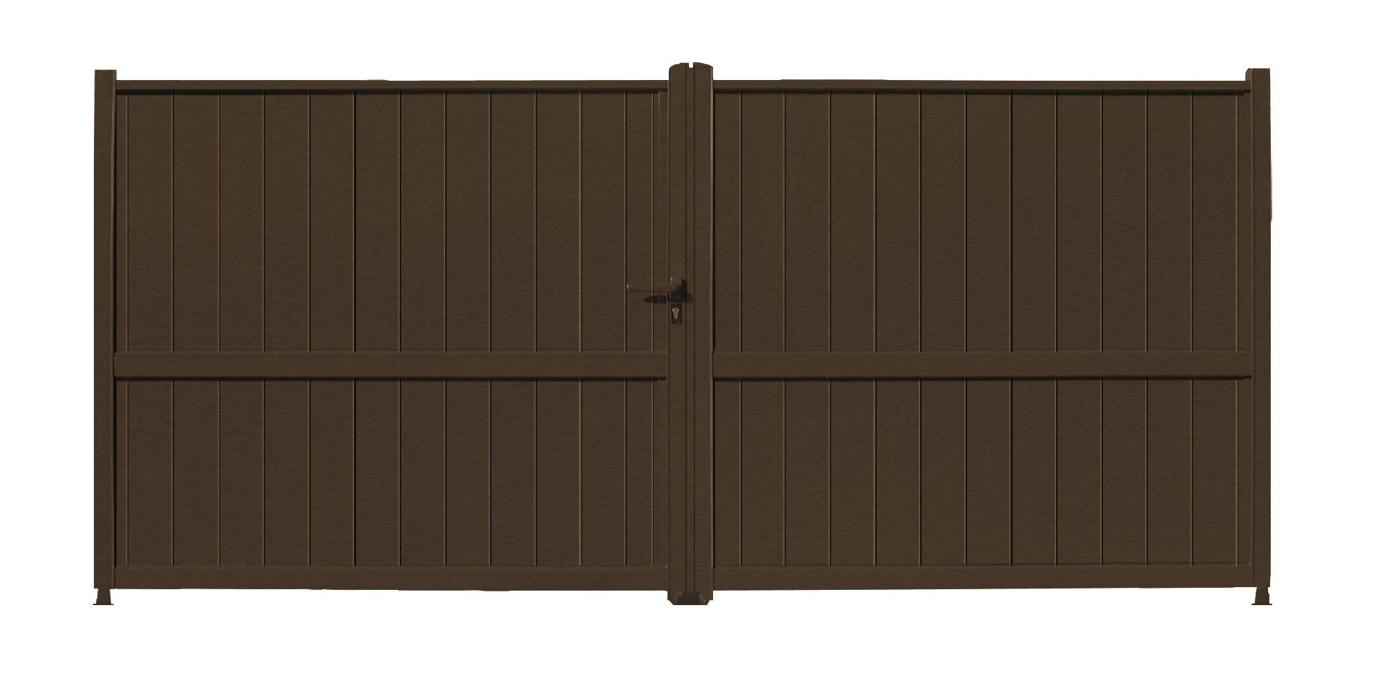 lmc ouvertures lance box portail le tout premier portail sur mesure en kit monter soi m me. Black Bedroom Furniture Sets. Home Design Ideas
